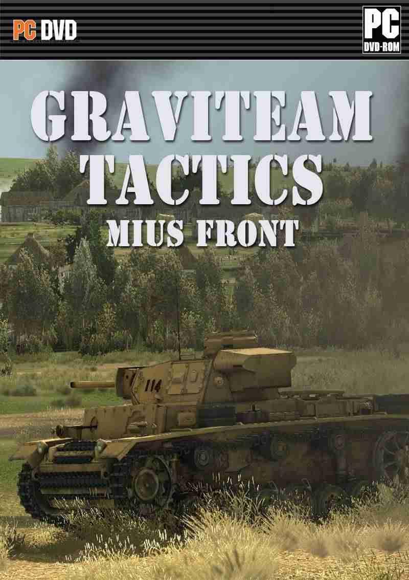 Descargar Graviteam Tactics Mius-Front Update v20160417 [ENG][CODEX] por Torrent